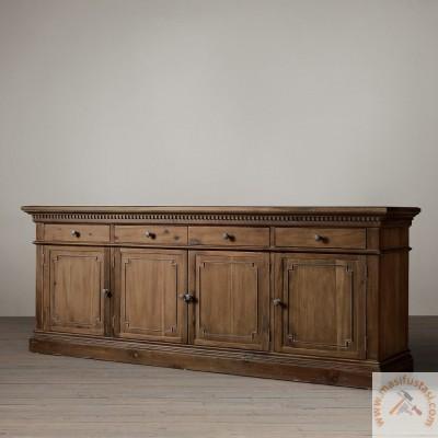 Regor Beyaz Mermer Tablalı Dikdörtgen Yemek Masası