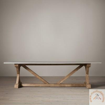 Kastor Beyaz Renk 70 cm Ahşap Kitaplık