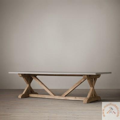 Kastor Beyaz Renk 70 cm Masif Kitaplık