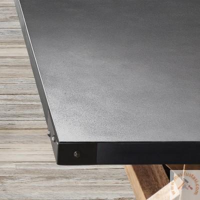 Kastor Beyaz Renk 85 cm Masif Kitaplık